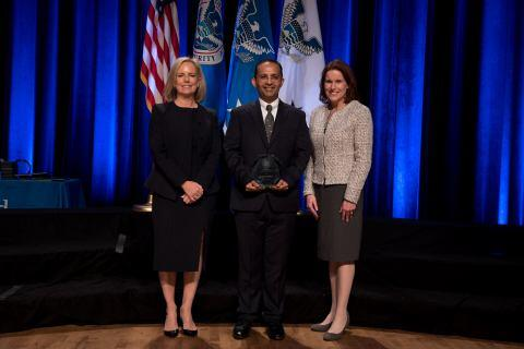The Secretary's Award for Excellence 2018 - Vijayant Dhankhar - Transportation Security Administration