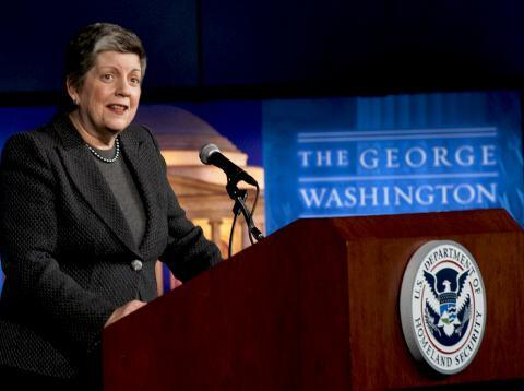 Secretary Napolitano Delivers State of DHS (HQ)