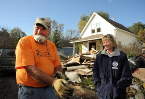 FEMA Supports Faith-Based Groups