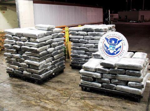 CBP Officers Find Marijuana Hidden in Cucumber Shipment