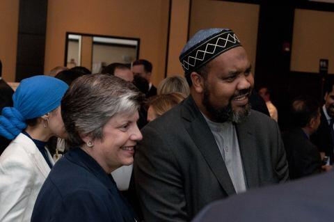 Secretary Napolitano Hosts Second Annual Iftar Dinner