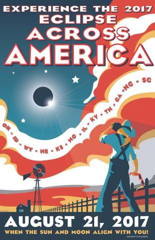 Experience the 2017 Eclipse Across America. August 21, 2017. When the Sun and Moon Align With You.