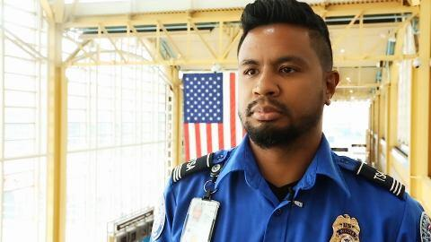 dca supervisory transportation security officer jonathan williams 2 - Transportation Security Officer