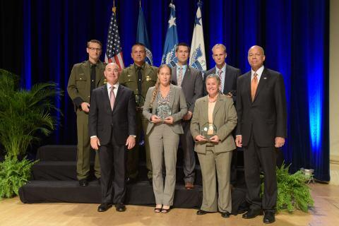 The Secretary's Valor Award 2015 - Repatriation Technical Working Group