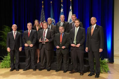The Secretary's Excellence Award 2015 - U.S. Secret Service Review Team