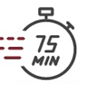 Stopwatch 75 minutes