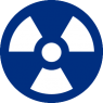 Radiological Attack Icon