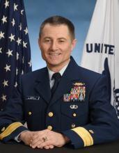 Rear Admiral Eric C. Jones