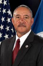 Director, Federal Protective Service, L. Eric Patterson