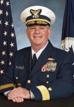 Rear Admiral Brendan C. McPherson
