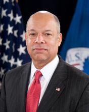 jeh charles johnson secretary of homeland security 2013 2017