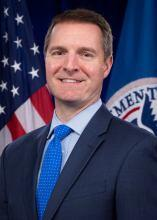 Photo of Deputy Ombudsman for the Office of the Citizenship and Immigration Services Ombudsman Nathan Stiefel