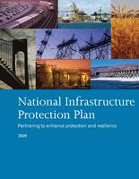 Cover image of the National Infrastructure Protection Plan