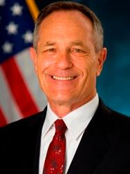 Portrait of Commissioner Alan D. Bersin