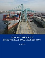 Cover of Strategy to Enhance International Supply Chain security