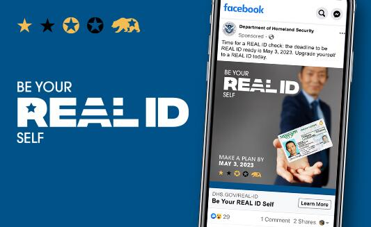 Be Your REAL ID Self - Social Media Toolkit