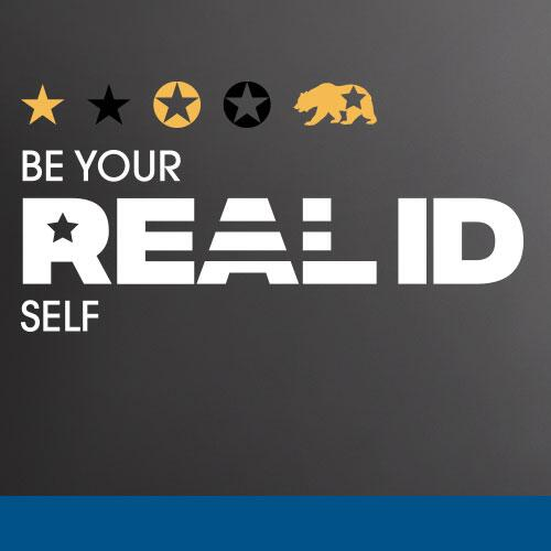Be Your REAL ID Self