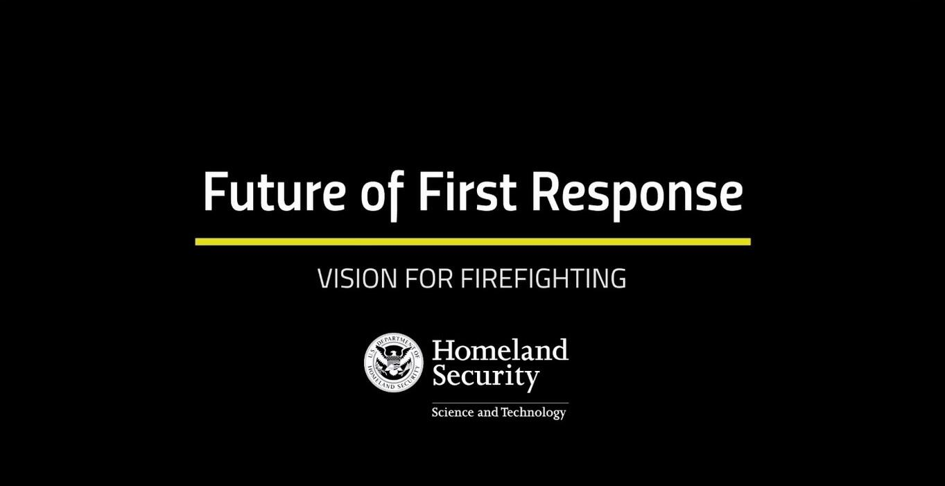 ... And Integrated Communications And Safety Devices That Will Help The  Firefighter Of The Future Be Better Protected, Connected And Fully Aware.